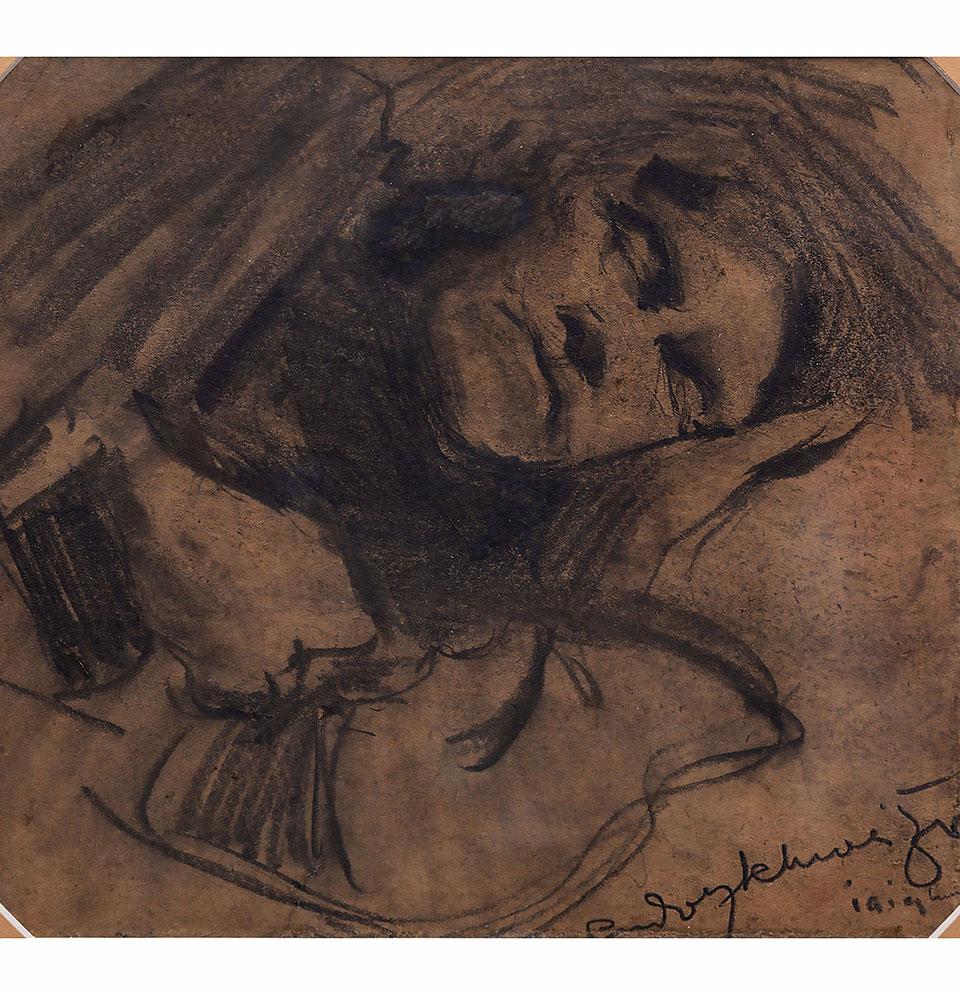 SOMNUL, Rudolf Schweitzer-Cumpăna (1914)