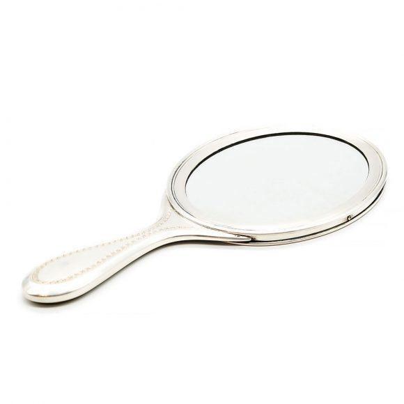 Oglindă de mână cu tavă-suport, Joseph Carl Klinkosch