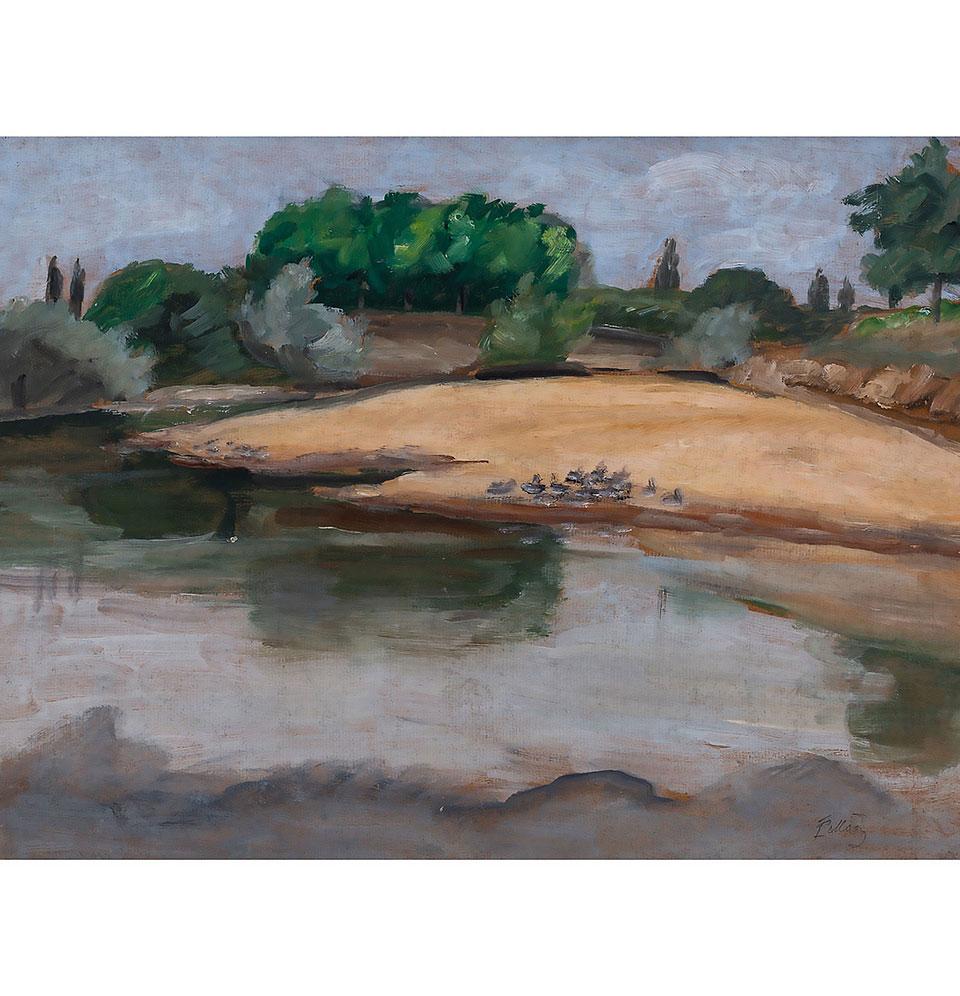 HELEȘTEU, Theodor Pallady