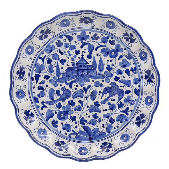 Platou ceramică Deruta