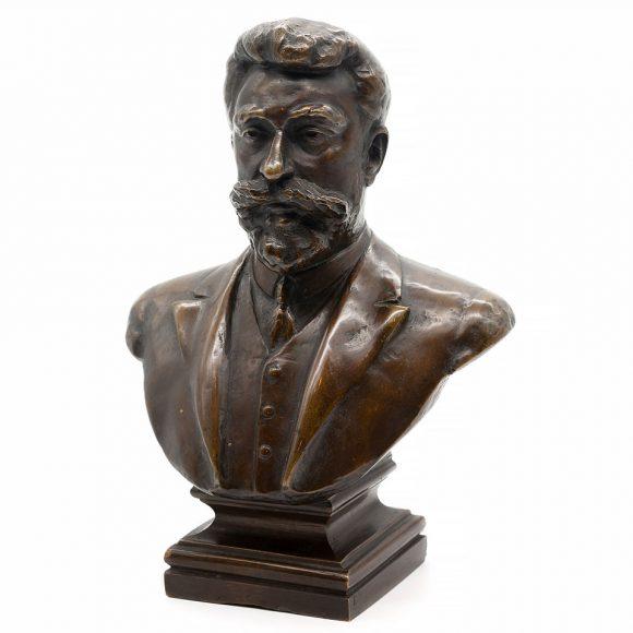 PORTRETUL LUI I. C. BRĂTIANU, Ion Jalea (1926)