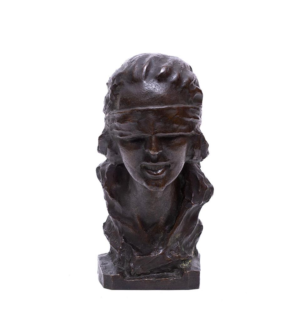 CAP DE FEMEIE, G. S. Popoiu (1924)